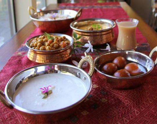 Món Tết Diwali Ấn Độ - iVIVU.com
