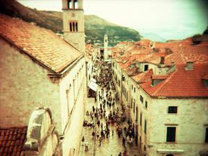 Phố Placa, Dubrovnik, Croatia - iVIVU.com