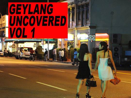 Du lịch Singapore - Khu Geylang - iVIVU.com
