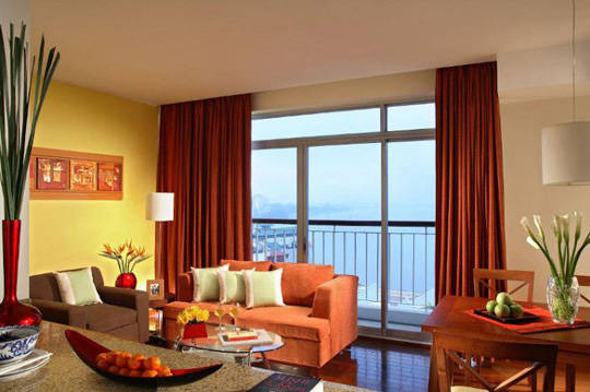 Khách sạn Hà Nội - Somerset West Lake - iVIVU.com