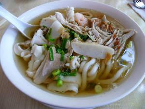 Ẩm thực Nghệ An - cháo canh  - iVIVU.com