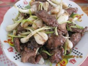 Ẩm thực Phú Yên - chuột đồng - iVIVU.com