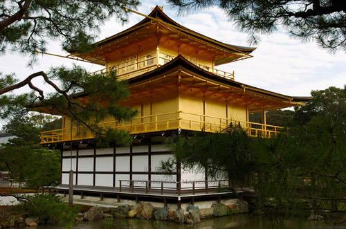 Du lịch Nhật Bản - Chùa dát vàng Kinkakuji - iVIVU.com