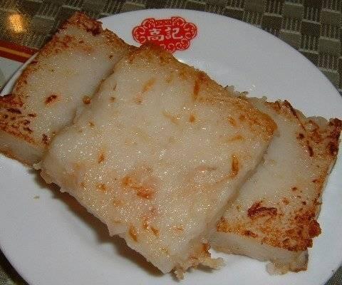 Ẩm thực Bạc Liêu - Bánh củ cải - iVIVU.com