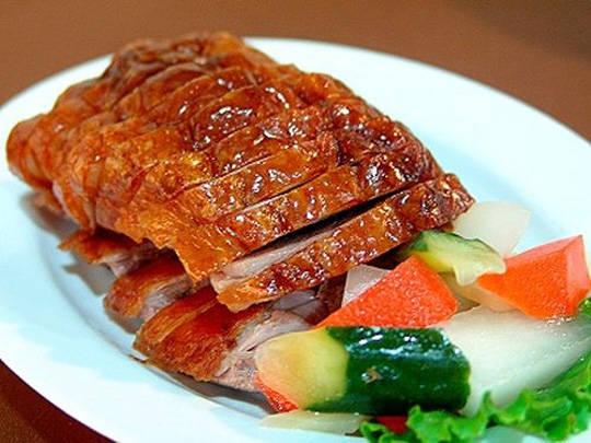 Ẩm thực Cao Bằng - Vịt quay 7 vị - iVIVU.com