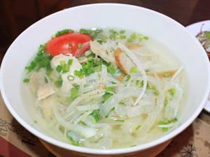 Ẩm thực Nha Trang - bún sứa - iVIVU.com