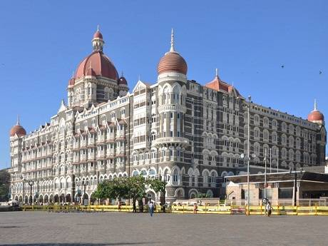 Du lịch Ấn Độ - khách sạn Taj mahal - iVIVU.com