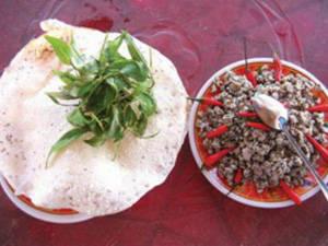 Ẩm thực Phú Yên - bánh tráng - iVIVU.com