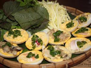 Ẩm thực Nha Trang - bánh căn - iVIVU.com