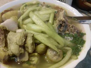 Ẩm thực Hà Nội - bún mọc Bạch Mai - iVIVU.com