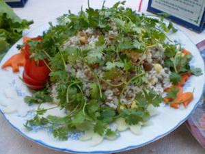 Ẩm thực Phú Yên - xôi bồ câu - iVIVU.com
