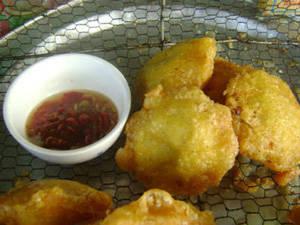 Ẩm thực Cao Bằng - Bánh áp chao - iVIVU.com