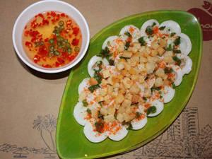 Ẩm thực Nha Trang - bánh bèo - iVIVU.com