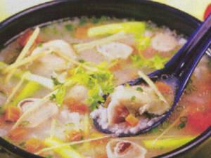 Ẩm thực Phú Yên - cháo hàu - iVIVU.com