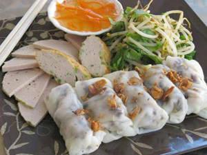 Ẩm thực Nghệ An - bánh mướt Diễn Châu  - iVIVU.com