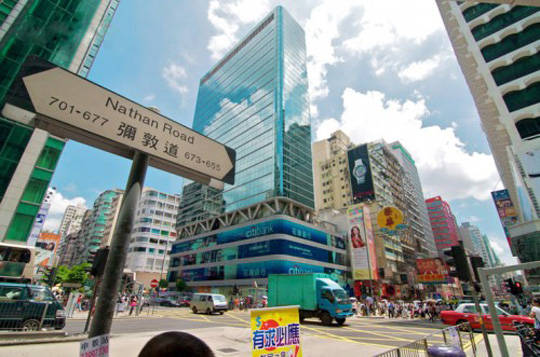 du lịch Hong Kong - Nathan Road - iVIVU.com