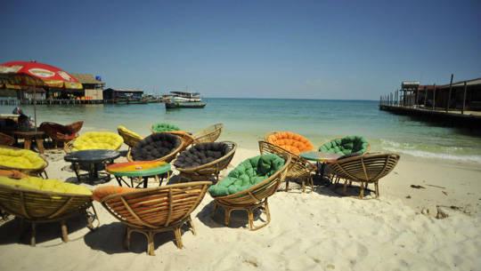 Du lịch Campuchia - Sihanoukville - iVIVU.com