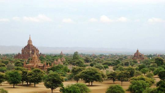 Du lịch Myanmar - Đền chùa Bagan - iVIVU.com