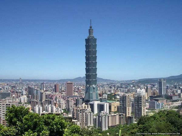 Du lịch Đài Loan - Tháp Đài Bắc 101 - iVIVU.com