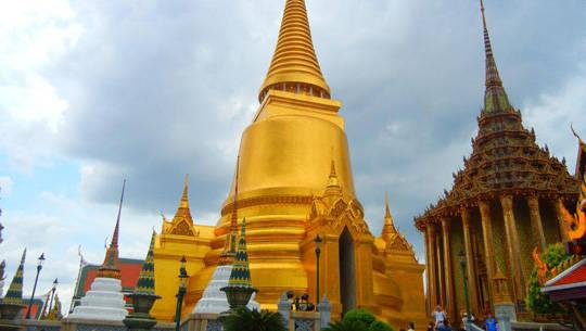 Du lịch nước ngoài - đền chùa Thái Lan - iVIVU.com