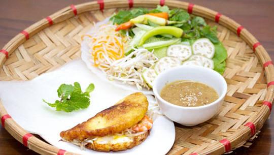 Món ngon Quảng Trị - bánh khoái - iVIVU.com