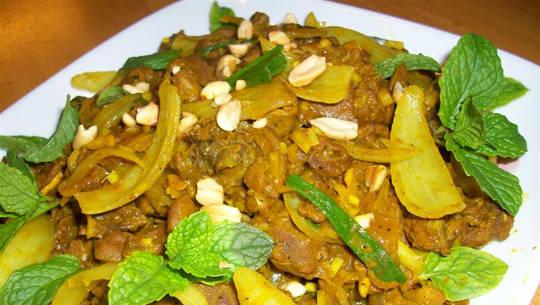Món ngon Đắk Lắk - Thịt nai - iVIVU.com