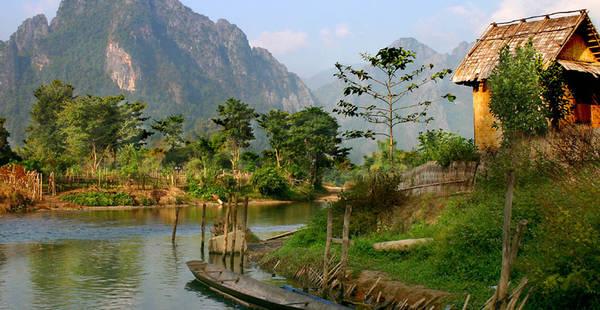 Du lịch Lào - Vang Vieng - iVIVU.com