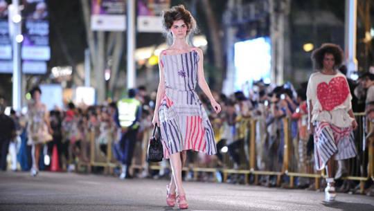 Du lịch Singapore - Thời trang đường phố - Orchard - iVIVU.com