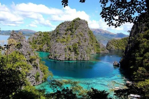 Du ngoan Philippines kham pha dao thien duong Coron