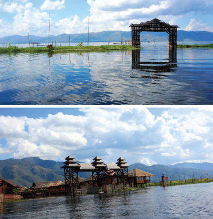 Du lịch Myanmar - resort hồ Inle - iVIVU.com