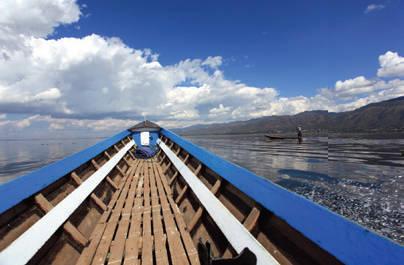 Du lịch Myanmar - du ngoạn hồ Inle - iVIVU.com