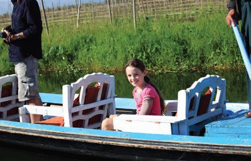 Du lịch Myanmar - dạo hồ Inle - iVIVU.com