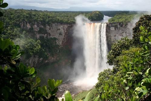 Công viên quốc gia Kaieteur - Guyana - iVIVU.com