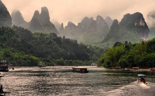 Du lịch Trung Quốc - vườn quốc gia sông Ly - Quế Lâm - iVIVU.com