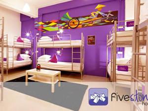 Khách sạn Singapore - Five Stones Hostel - iVIVU.com