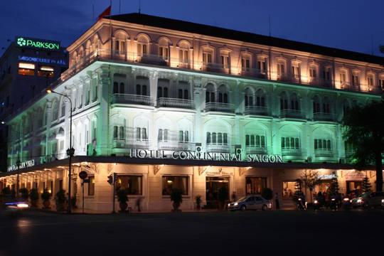Khách sạn Sài Gòn - Continental hotel Saigon - iVIVU.com