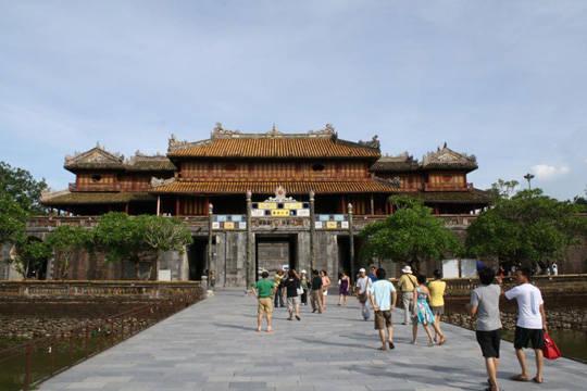 Cổng kinh thành Huê