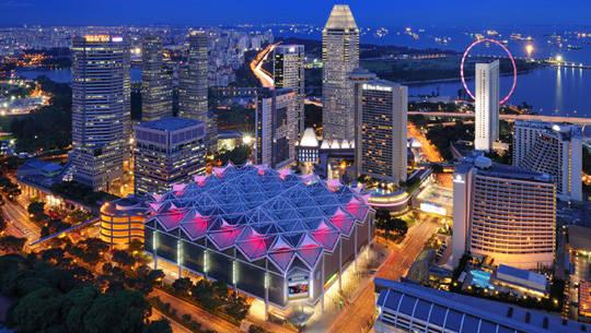 Du lịch Singapore - Marina Bay Sand - iVIVU.com