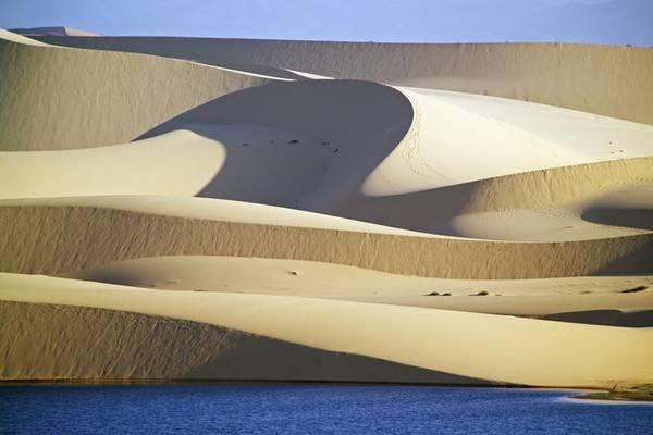 Description: Cồn cát tuyệt đẹp tại Mũi Né