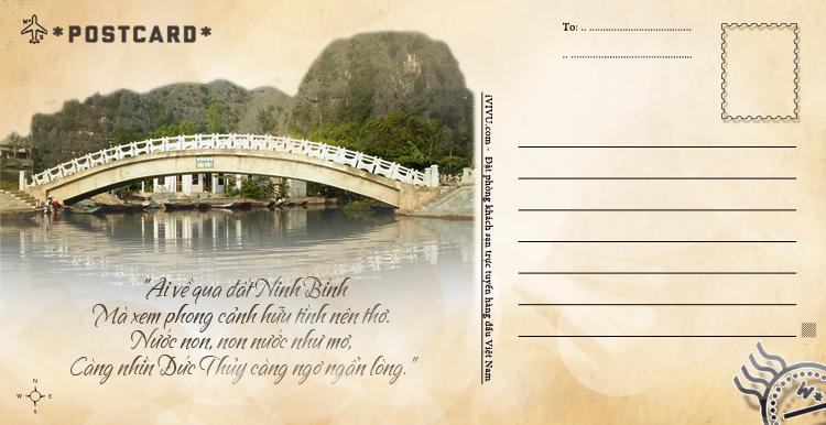 Bưu thiếp Ninh Bình
