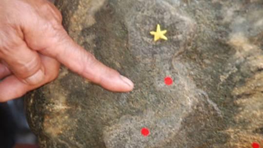 Bản đồ chủ quyền Việt Nam trên đá