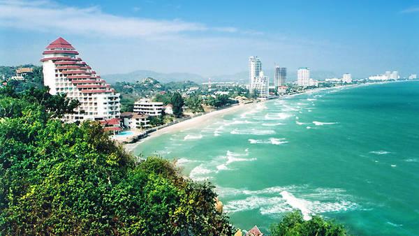 Kinh nghiệm du lịch Hua Hin - bãi biển - iVIVU.com