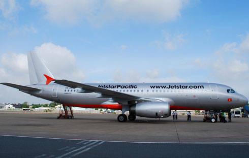 Jetstar Pacific khai thác 2 đường bay tới Buôn Mê Thuột. Ảnh: Jetstar Pacific