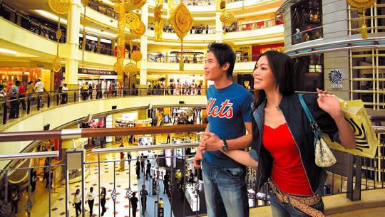 Du lịch Malaysia - shopping - iVIVU.com