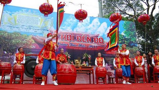 Lễ hội Đền Đô - Bắc Ninh - iVIVU.com