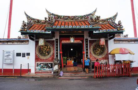 Du lịch Malacca - Malaysia - Đền Cheng Hoon - iVIVU.com