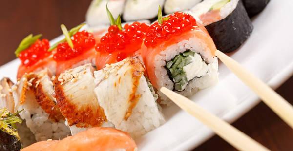Ẩm thực Hà Nội - món Nhật - iVIVU.com