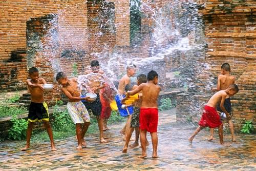 Du lịch Campuchia - Tết Té nước - iVIVU.com