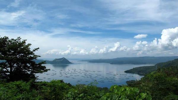 Du lịch Philippines - Núi lửa Taal - iVIVU.com