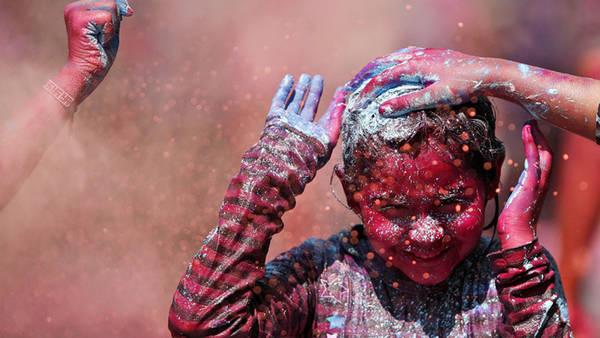 Lễ hội màu sắc Holi - iVIVU.com